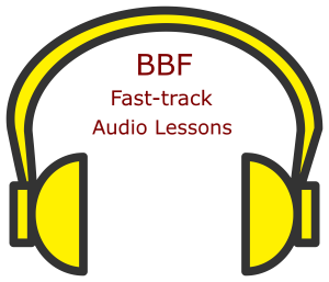 Fast track spoken French audio lessons